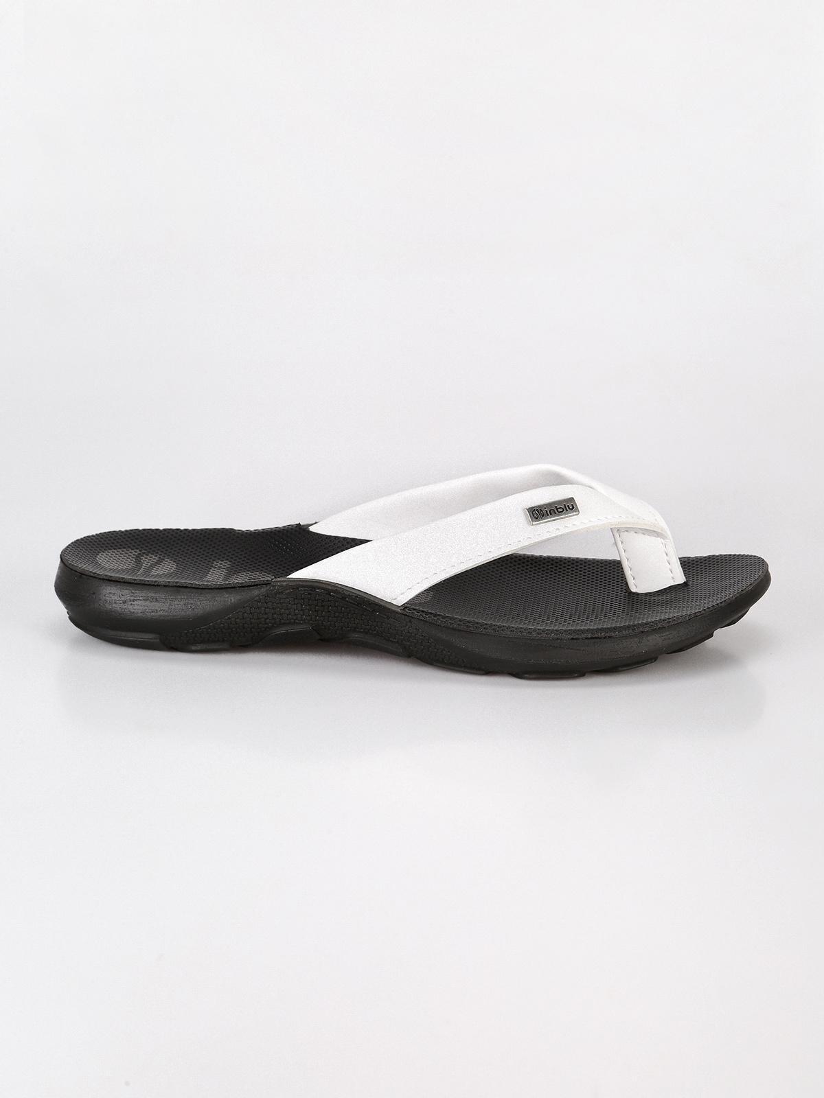 36db4bd133 Infradito da piscina - bianco/nero inblu | MecShopping