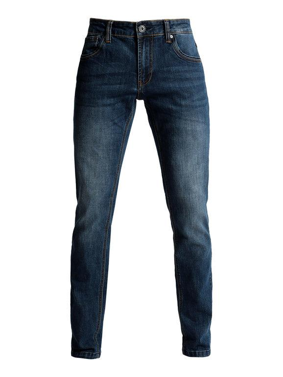 Jeans 5 tasche elasticizzati