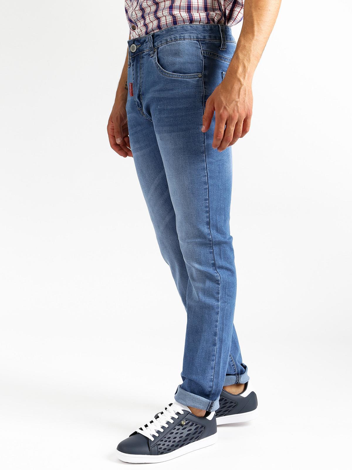 Jeans blu chiaro regular fit marshall angel | MecShopping