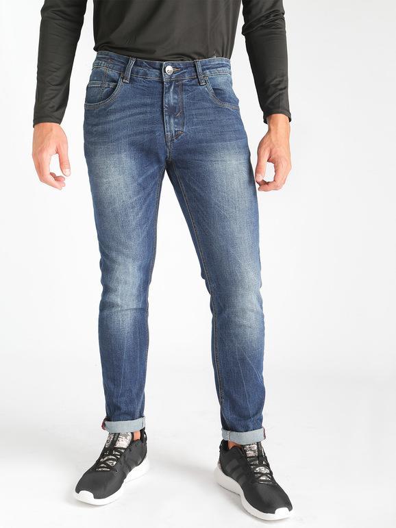Jeans skinny effet