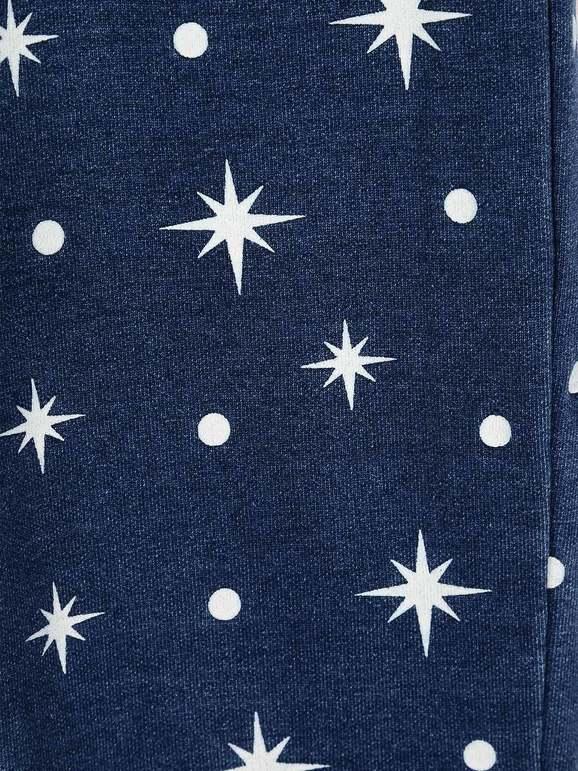 Jeggings con estrellas y lunares