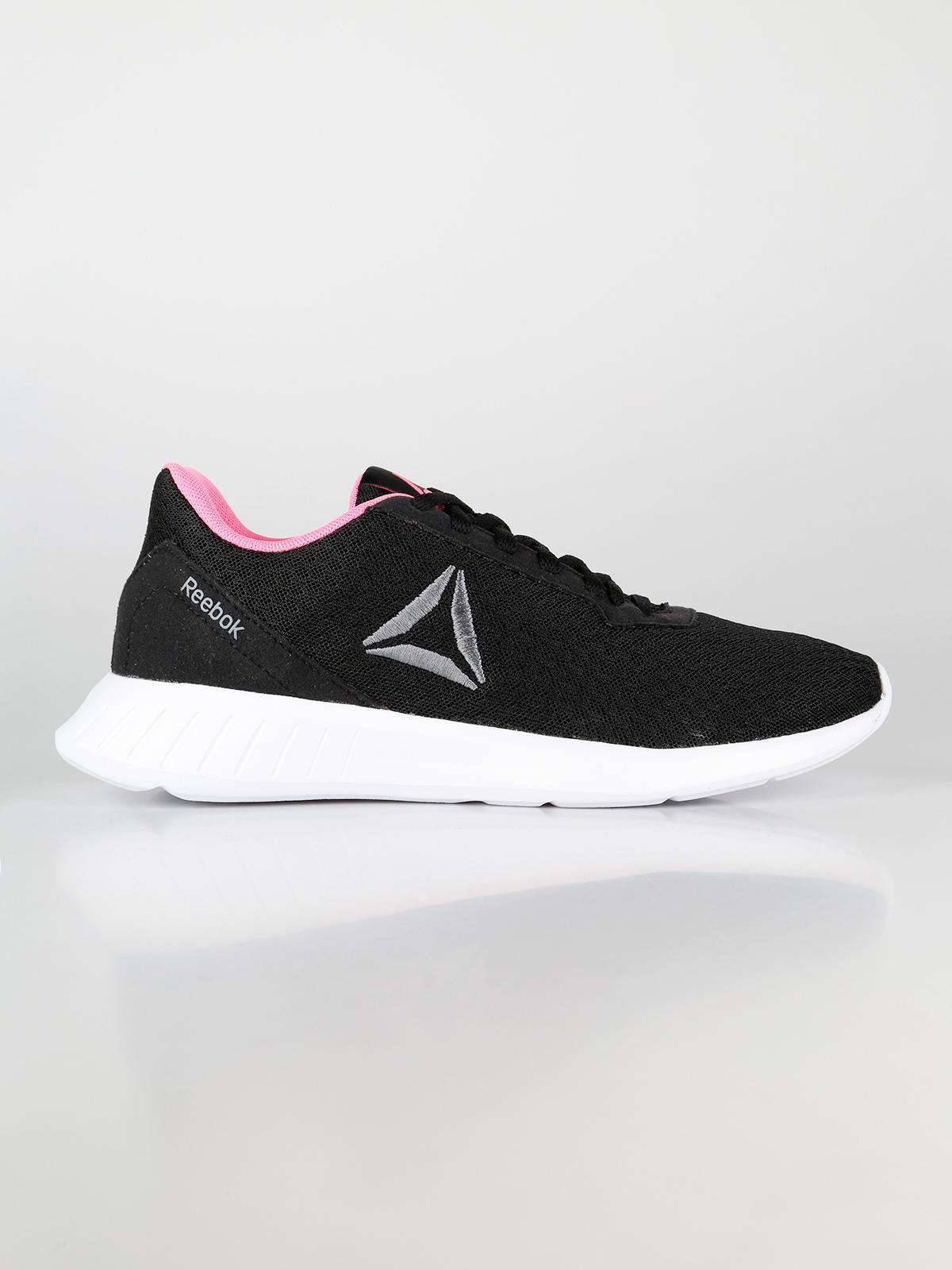 Lite Running scarpe running donna nere reebok | MecShopping