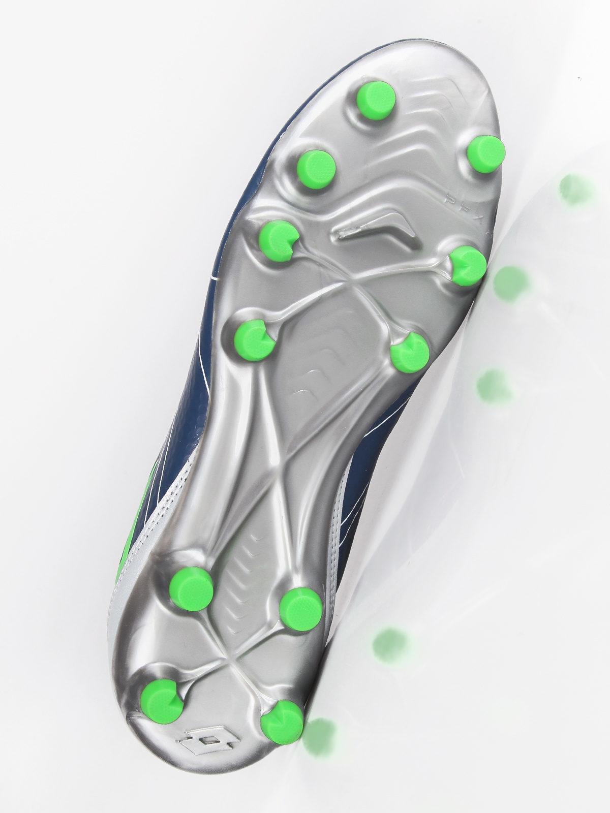 riead352f maestro 700 fg scarpe da calcio blu lotto