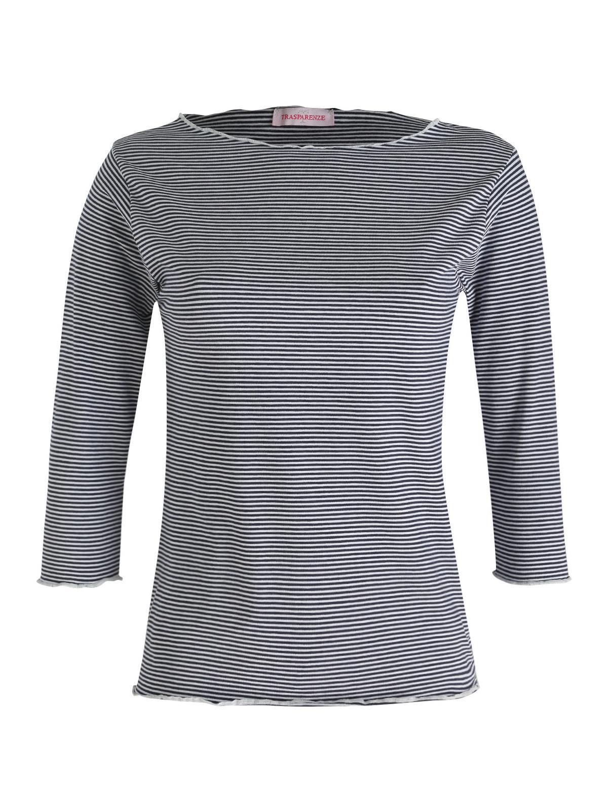 Costretto succo Fragrante  buy > maglietta righe bianche e nere, Up to 61% OFF