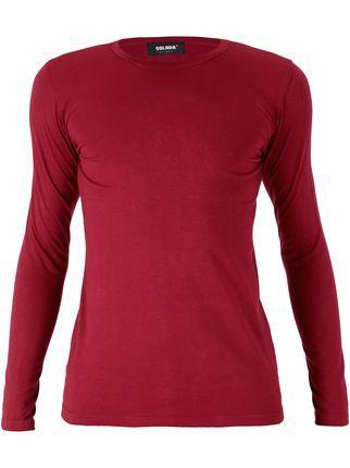 official photos 63ecf 46939 solada Abbigliamento T-Shirt T-Shirt Manica Lunga uomo ...