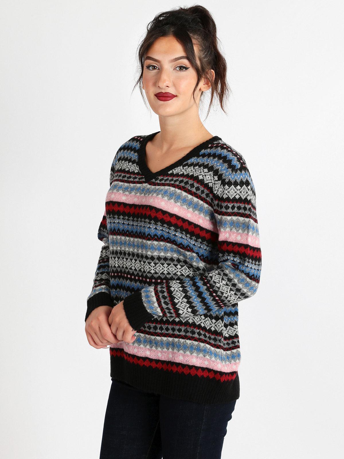 a basso prezzo 08c02 42432 Maglione norvegese donna wendy trendy | MecShopping