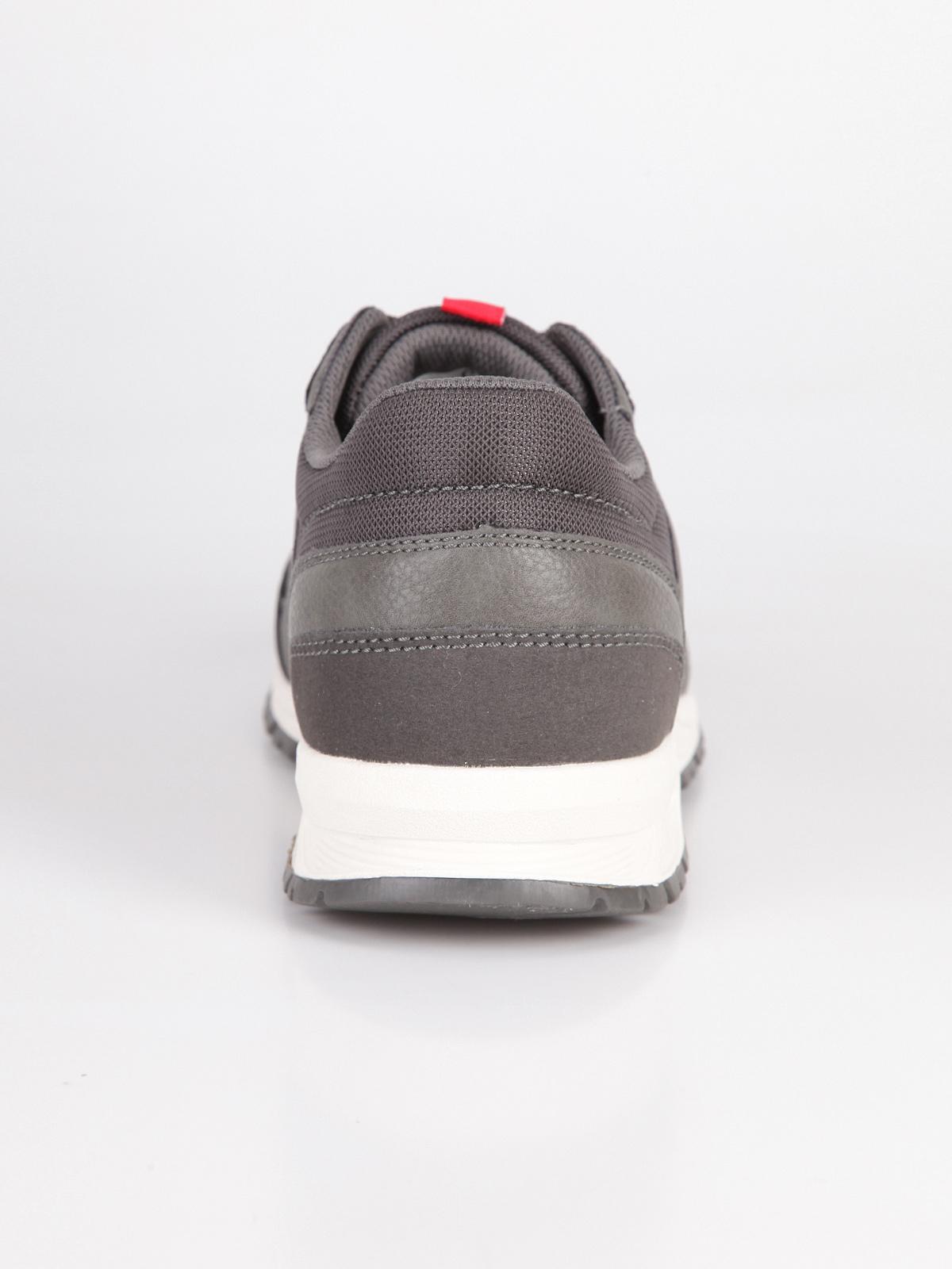 ankommen verkauft niedrigerer Preis mit pierre cardin Men's spring shoes - Gray | MecShopping