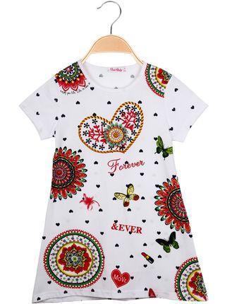 the latest 0ba55 facf0 pink baby Abbigliamento Abiti e Vestiti Vestiti bambina ...