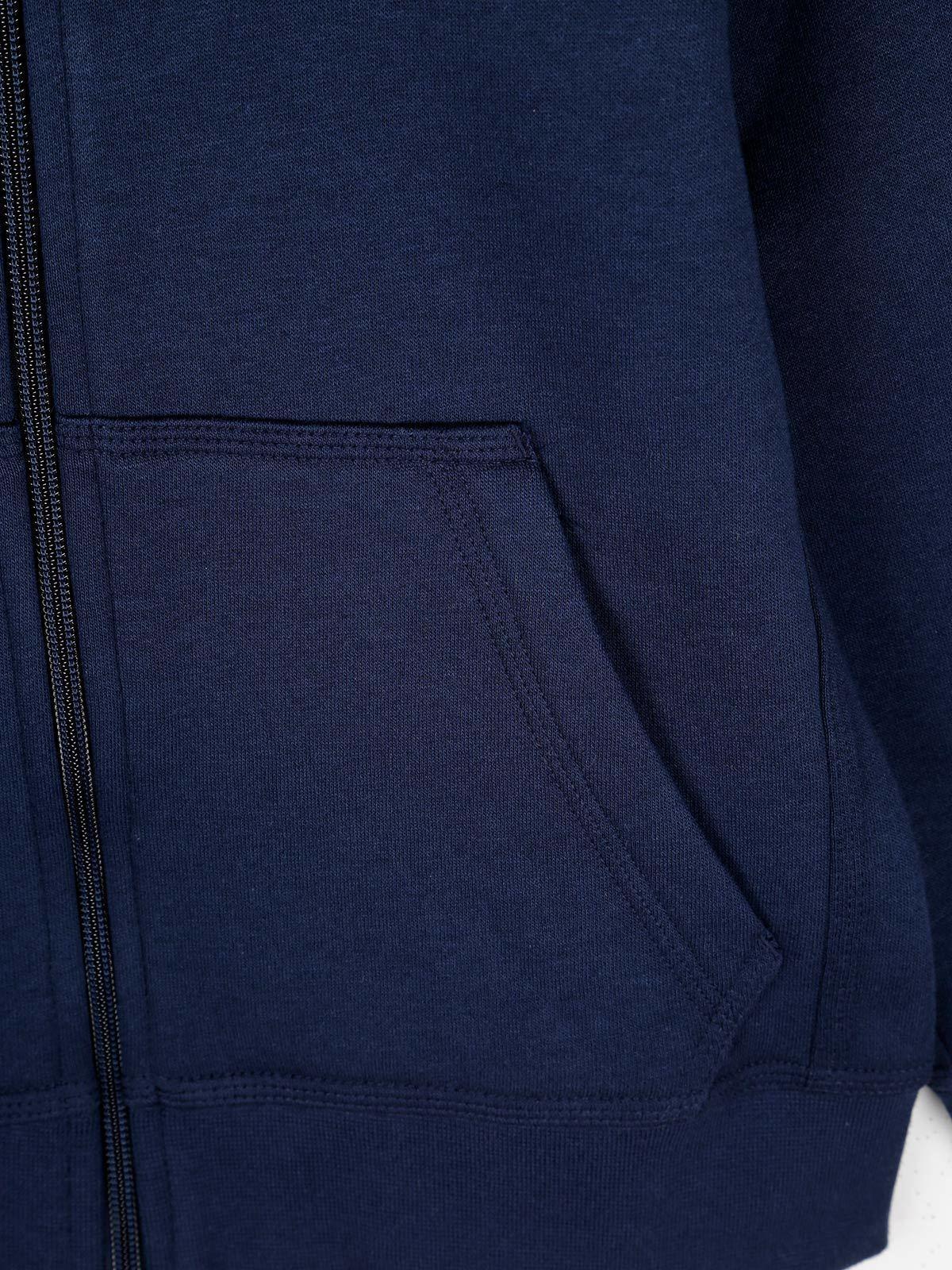 nike Nike Brushed Fleece Full Zip felpa in pile | MecShopping