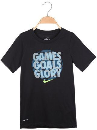 Junge Bekleidung T Shirt Kurzarm T Shirt nike | MecShopping
