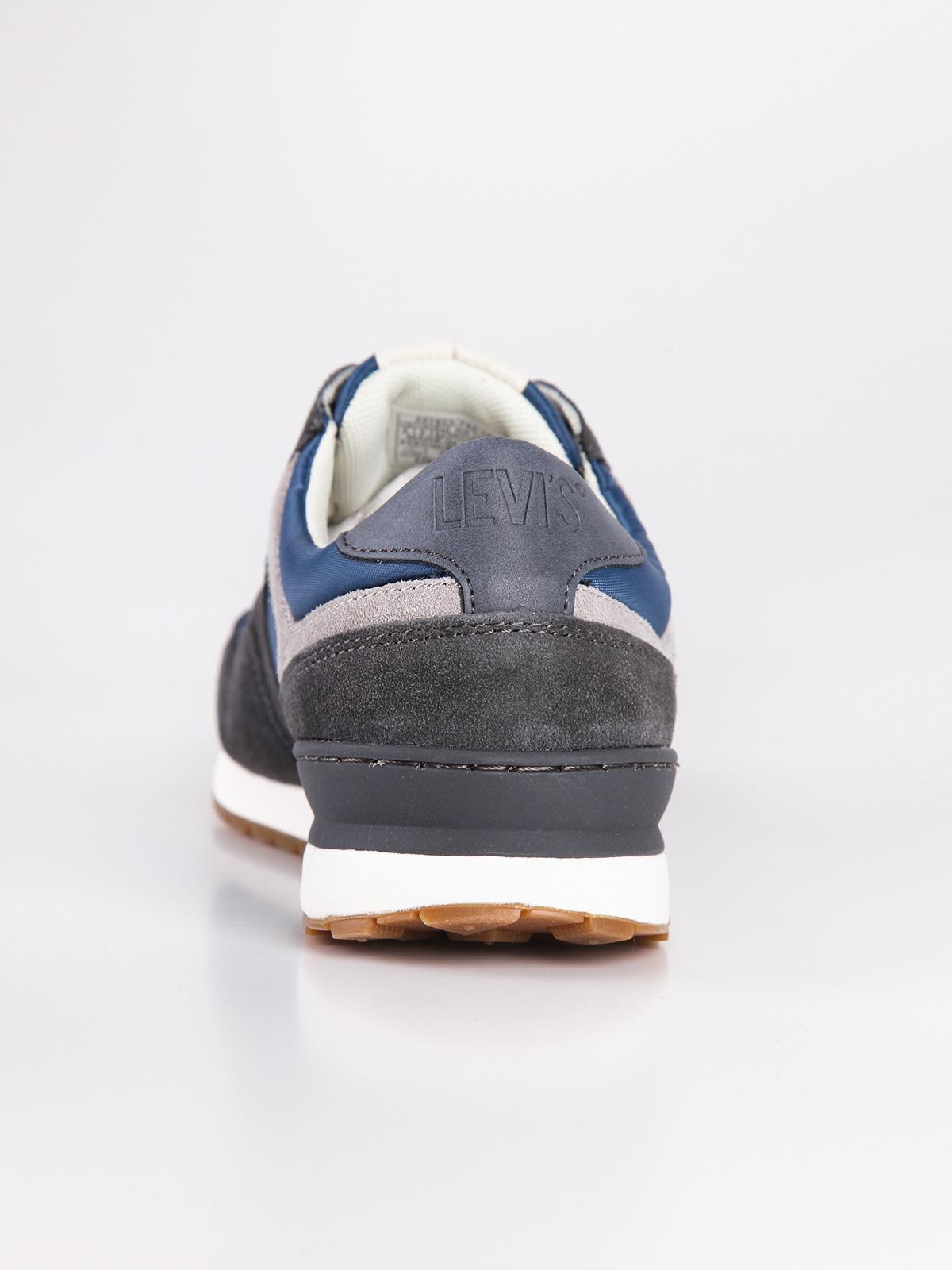 NY RUNNER 2.0 Herren Sneaker BLAU levi's | MecShopping