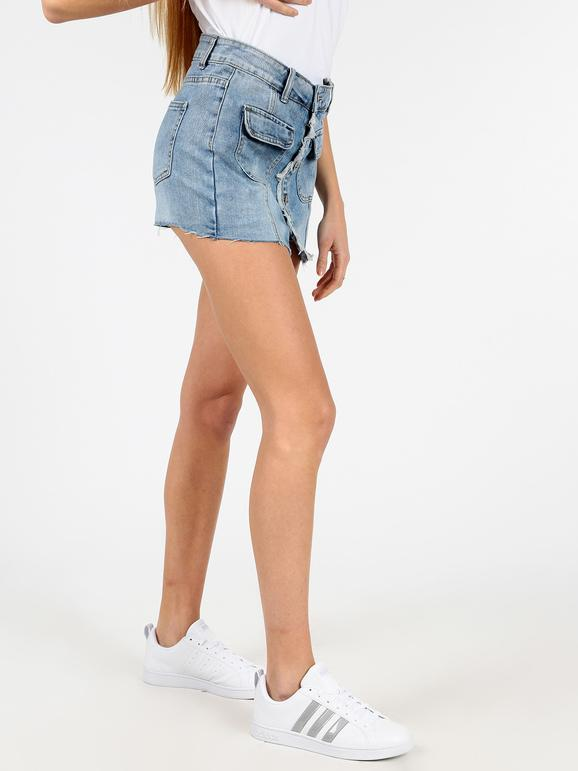 sito affidabile d12a3 78176 Pantagonna corto in jeans mujer | MecShopping