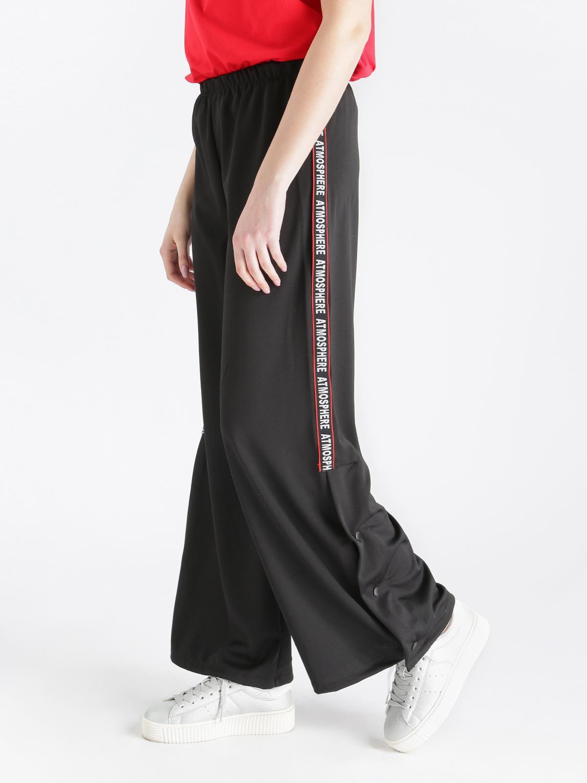 Pantalones Adidas Con Botones Laterales Mujer Authentic F3269 4ebc8