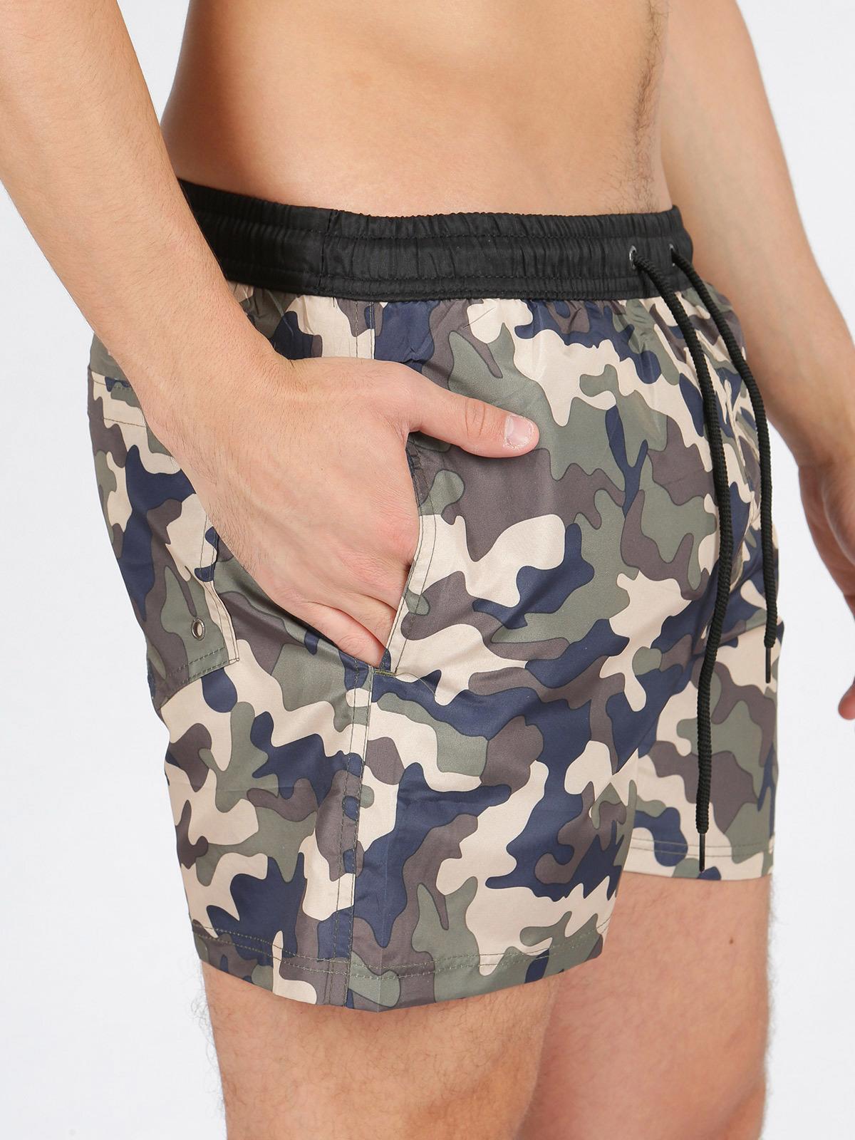 30bf049eafb1 Pantalones cortos de mar manchado hombre   MecShopping