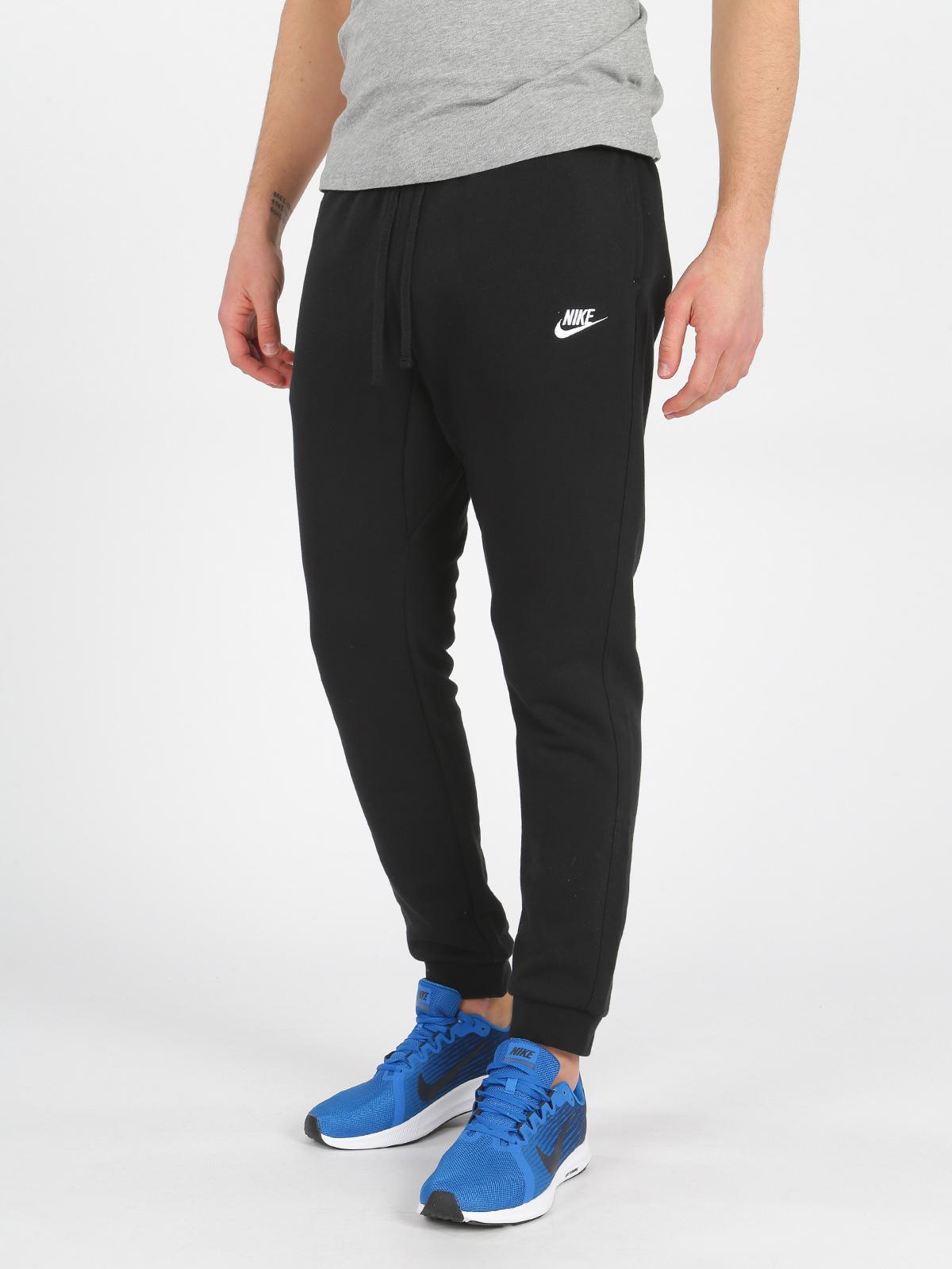 Pantalones Deportivos Negros Deportivos Nike Sportswear Jogger Hombre Mecshopping