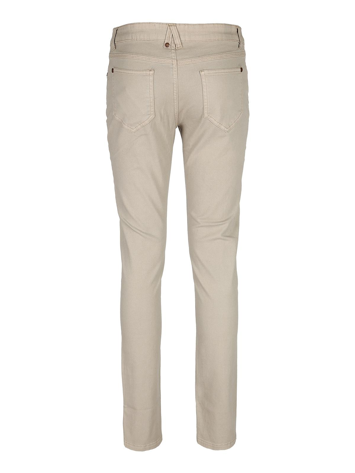 Pantaloni 5 tasche in cotone slim fit the people rep