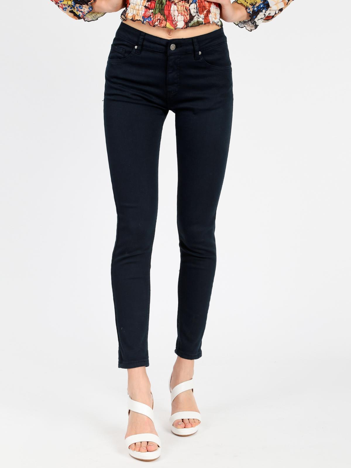 Tg JEANS alla moda jeans a sigaretta 42