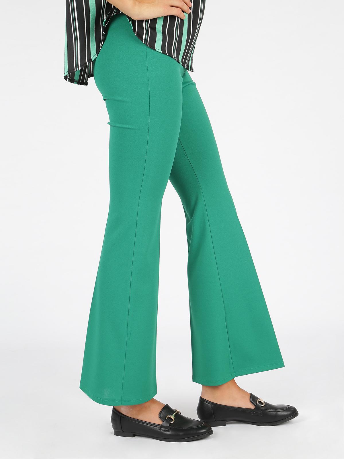 nuovo prodotto 62471 5a00e Pantaloni a zampa di elefante solada | MecShopping