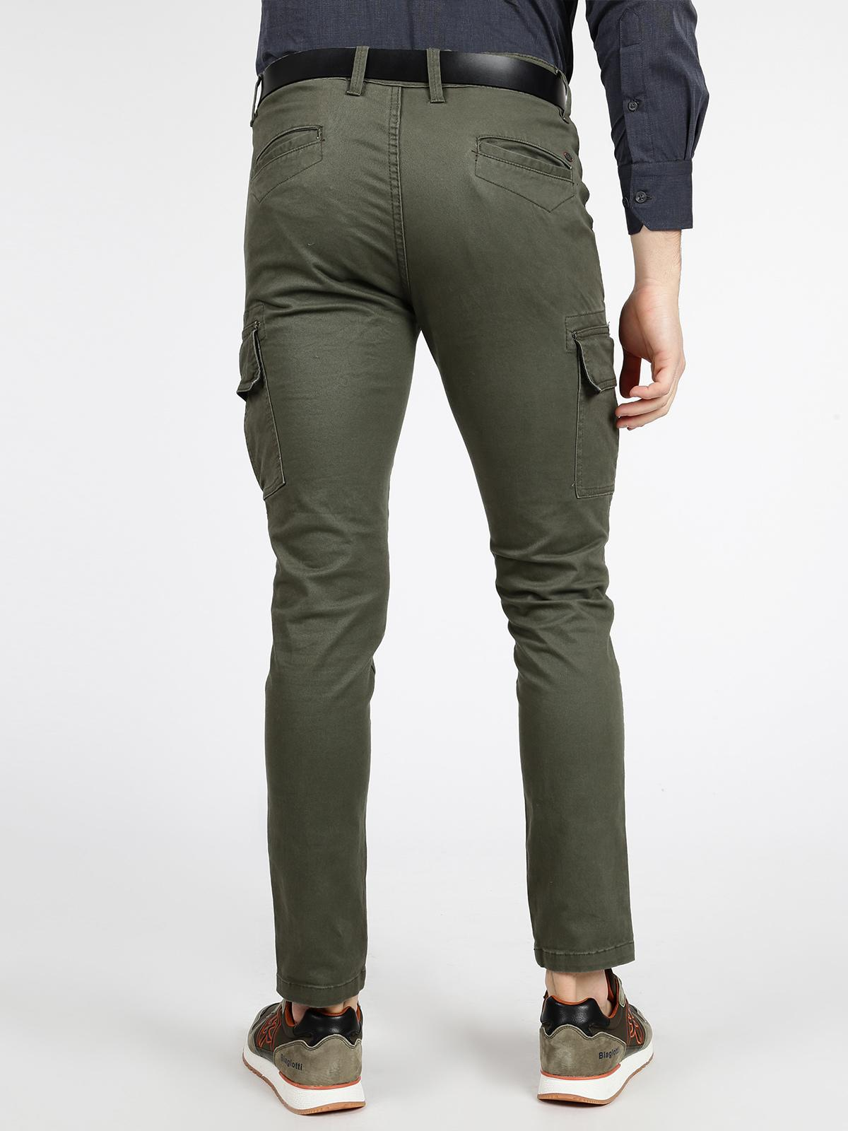 vari colori 7f93a da934 Pantaloni cargo di cotone guy | MecShopping
