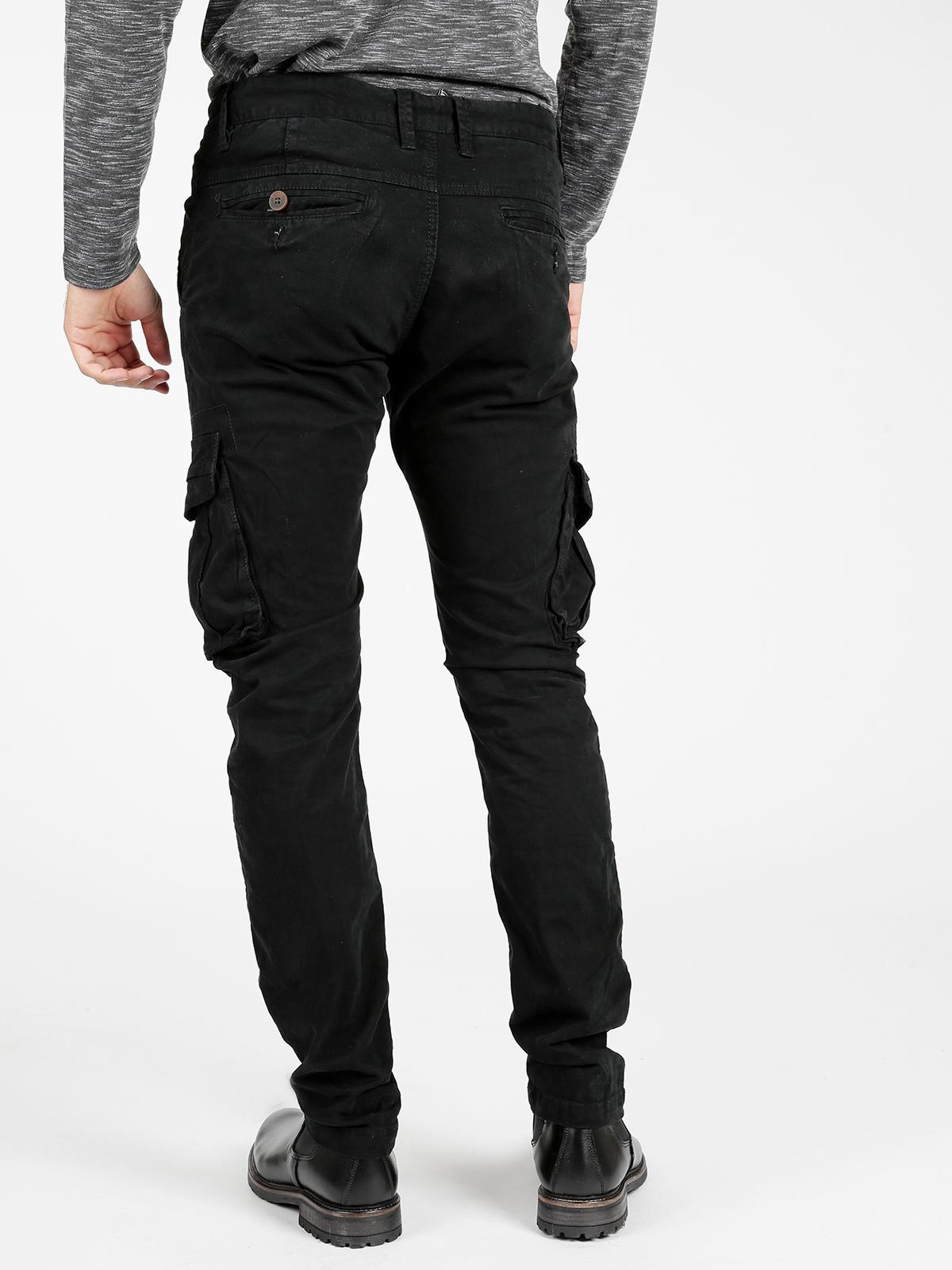 Rebel Blu Pantaloni Pantaloni Uomo Uomo Just Just Rebel 5Rj4AL3