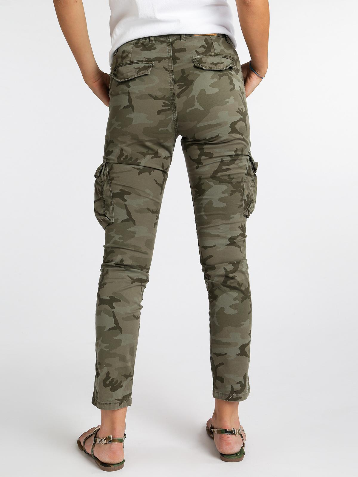 pantaloni cargo adidas