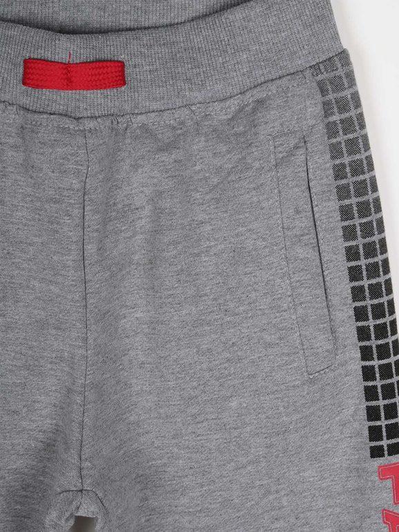 Pantaloni da ginnastica con polsini