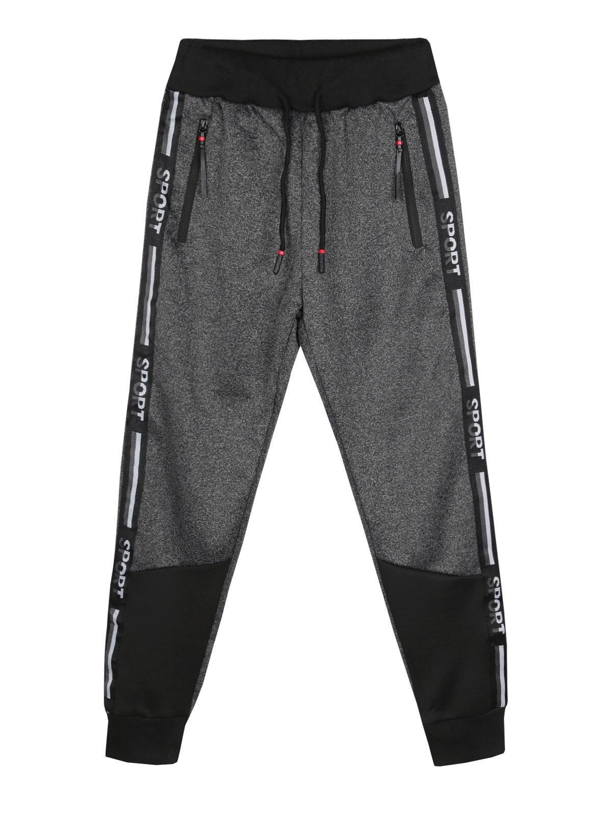 miglior sito web e2fb8 ddeac Pantaloni da ginnastica con polsini hello boy   MecShopping