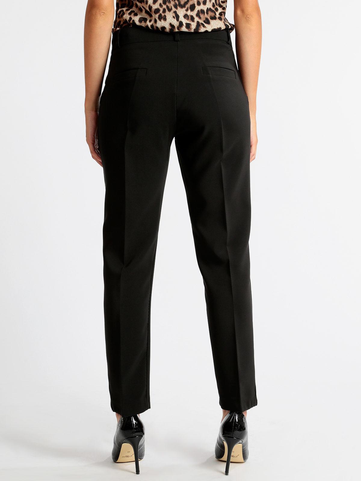 quality design cce5d ad5fd Pantaloni eleganti neri frenetika | MecShopping
