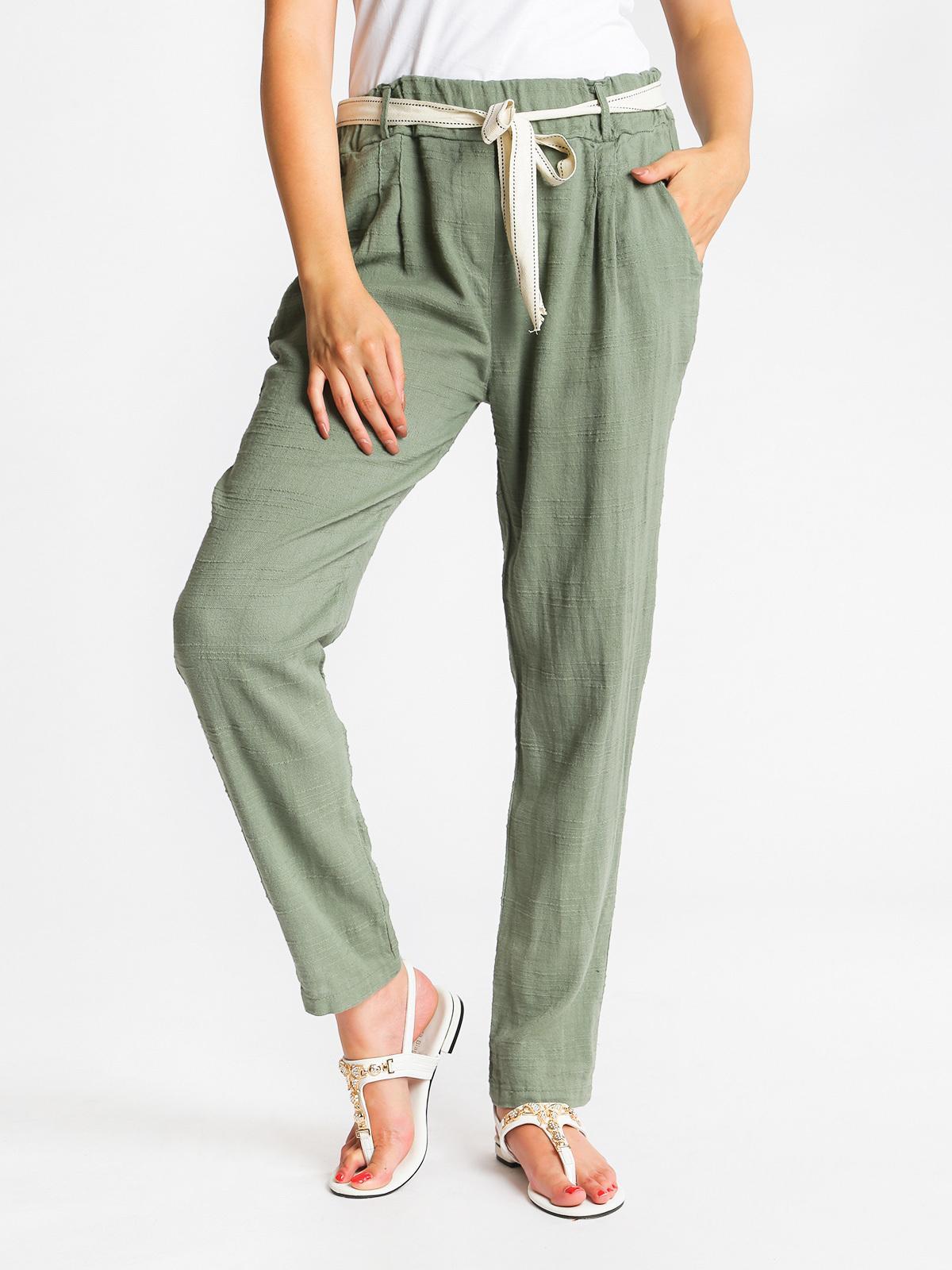 Super carino 125cf 0c5c0 Pantaloni leggeri in cotone solada | MecShopping