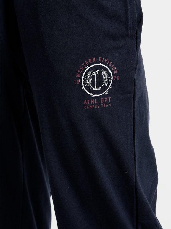Pantaloni sportivi con polsini athl dpt | MecShopping