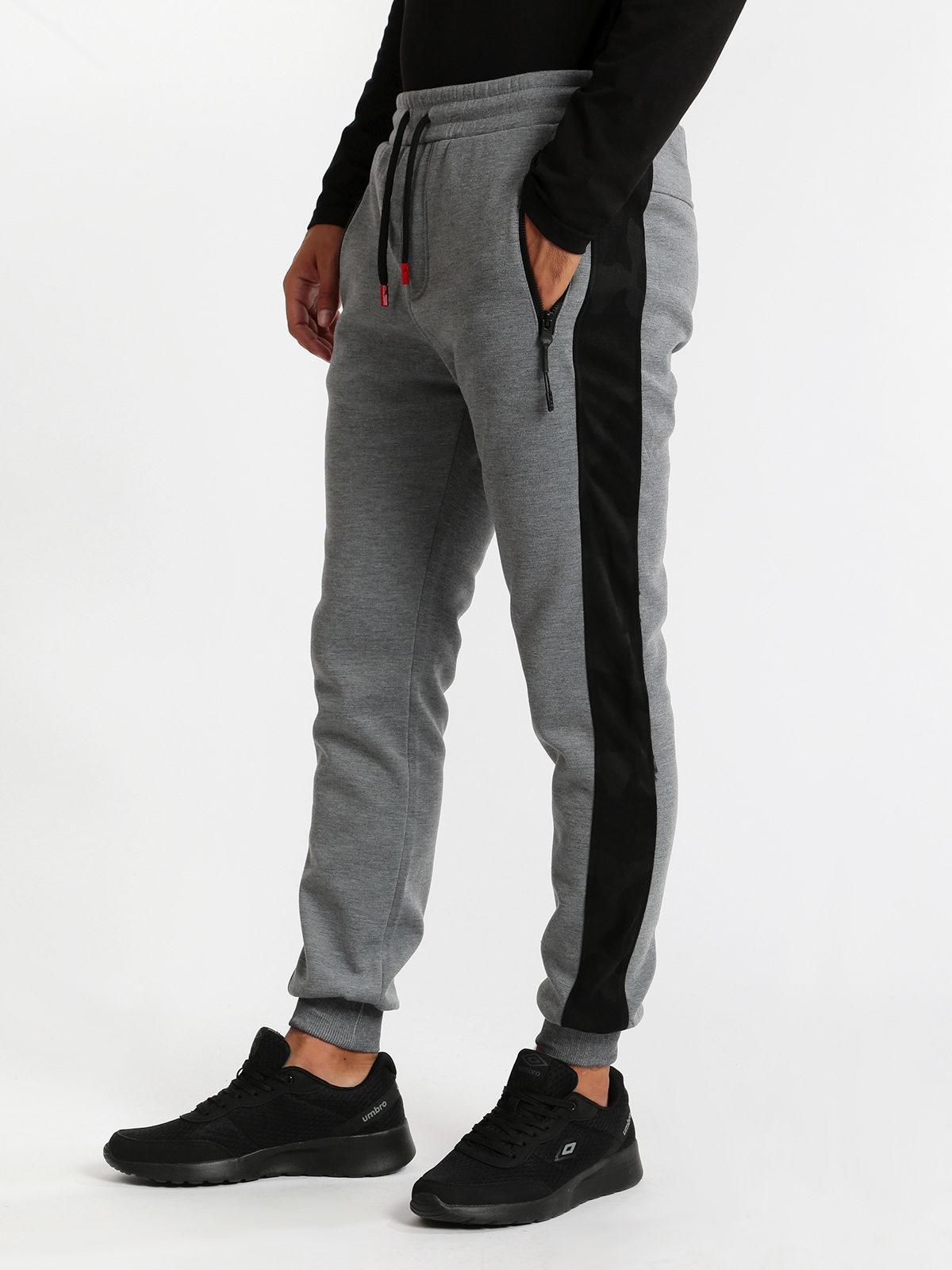 Pantaloni sportivi con polsini flex style | MecShopping