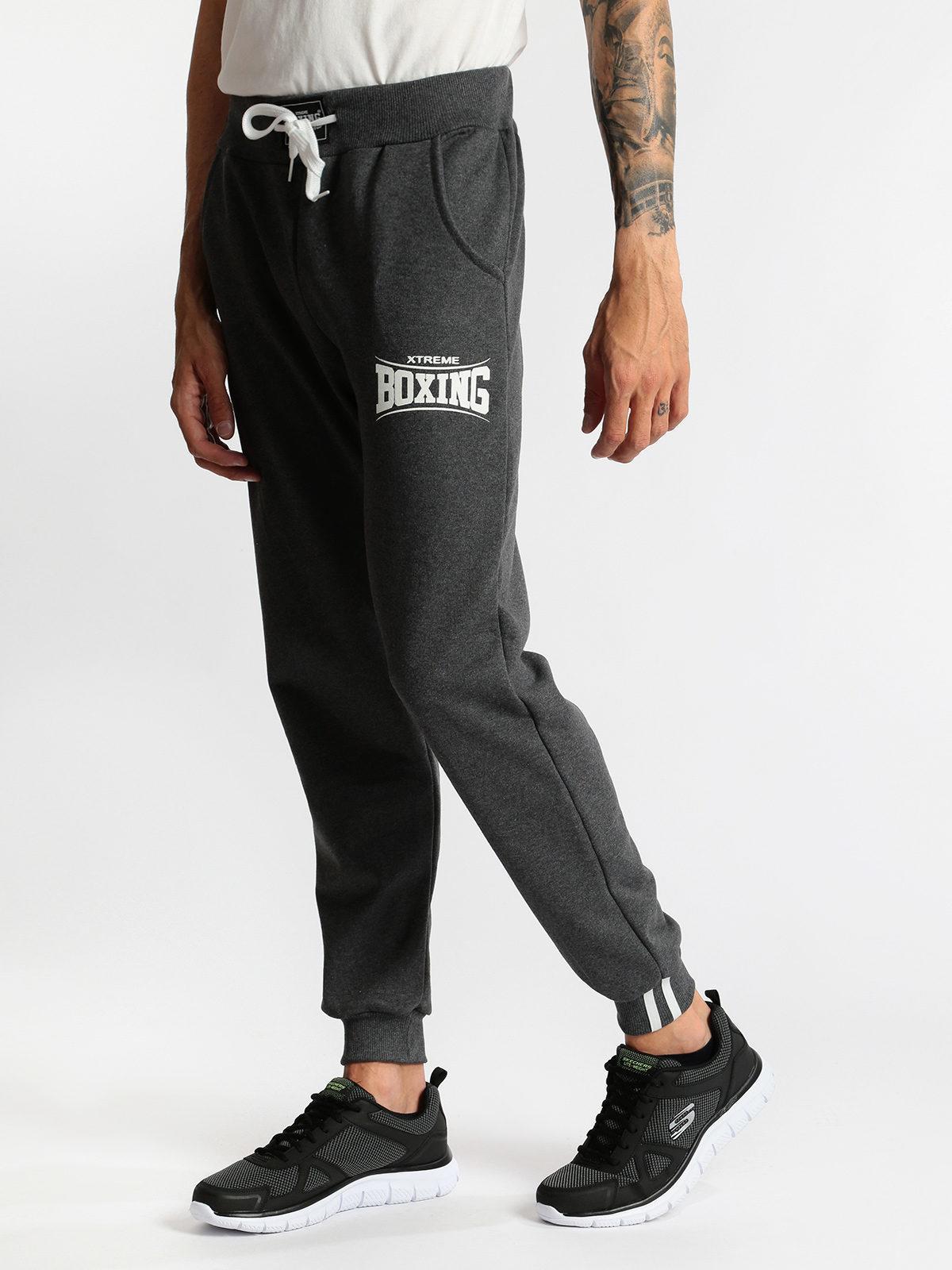 Pantaloni sportivi con polsino boxing | MecShopping