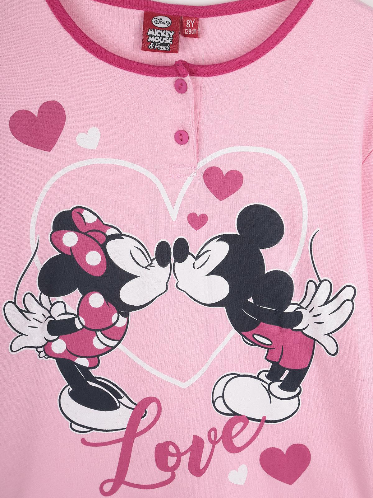 Disney Minnie Pantaloni Sportivi Bambina