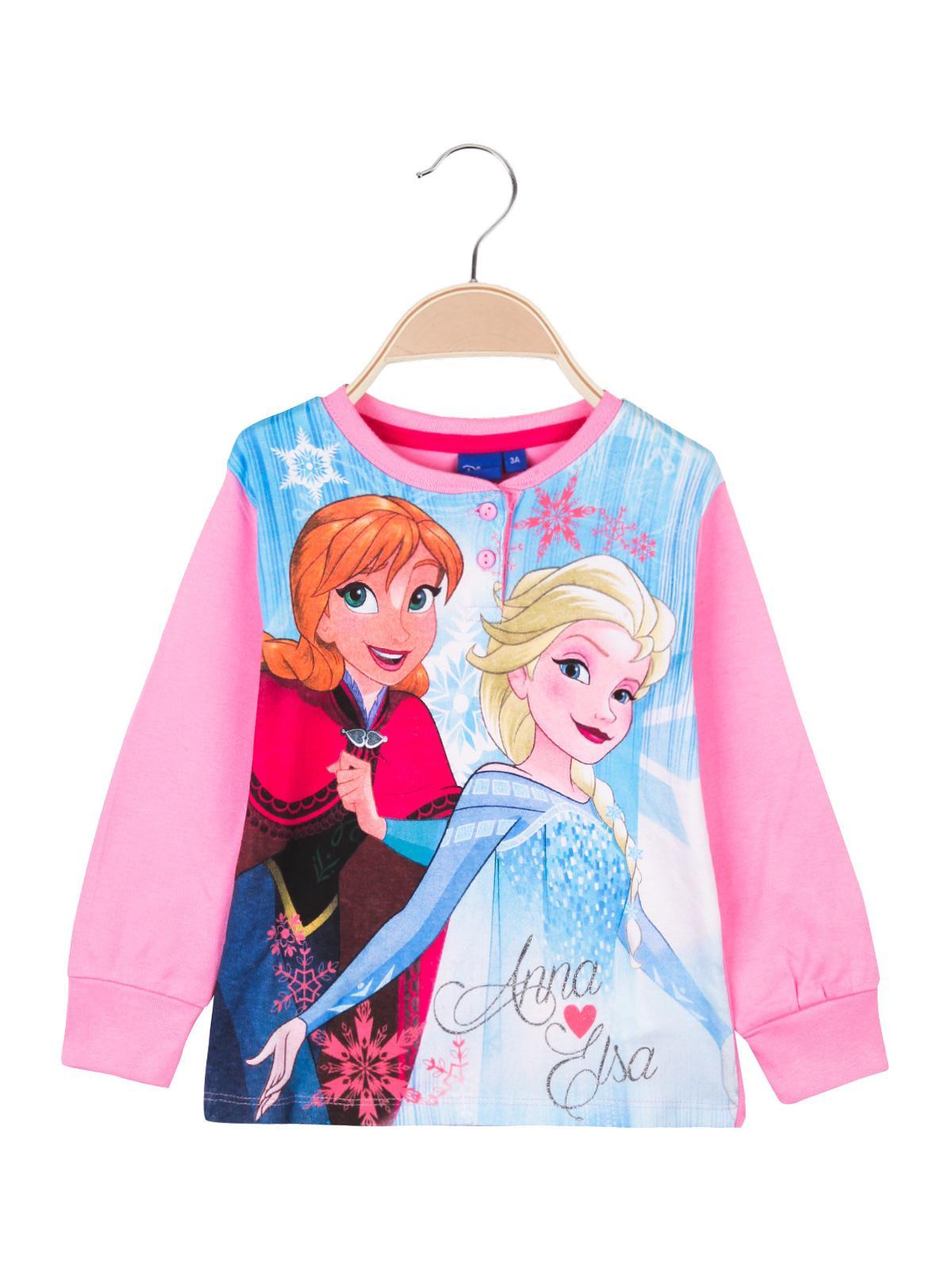 l'atteggiamento migliore 4f473 e30d8 Pigiama Elsa e Anna in cotone disney frozen   MecShopping