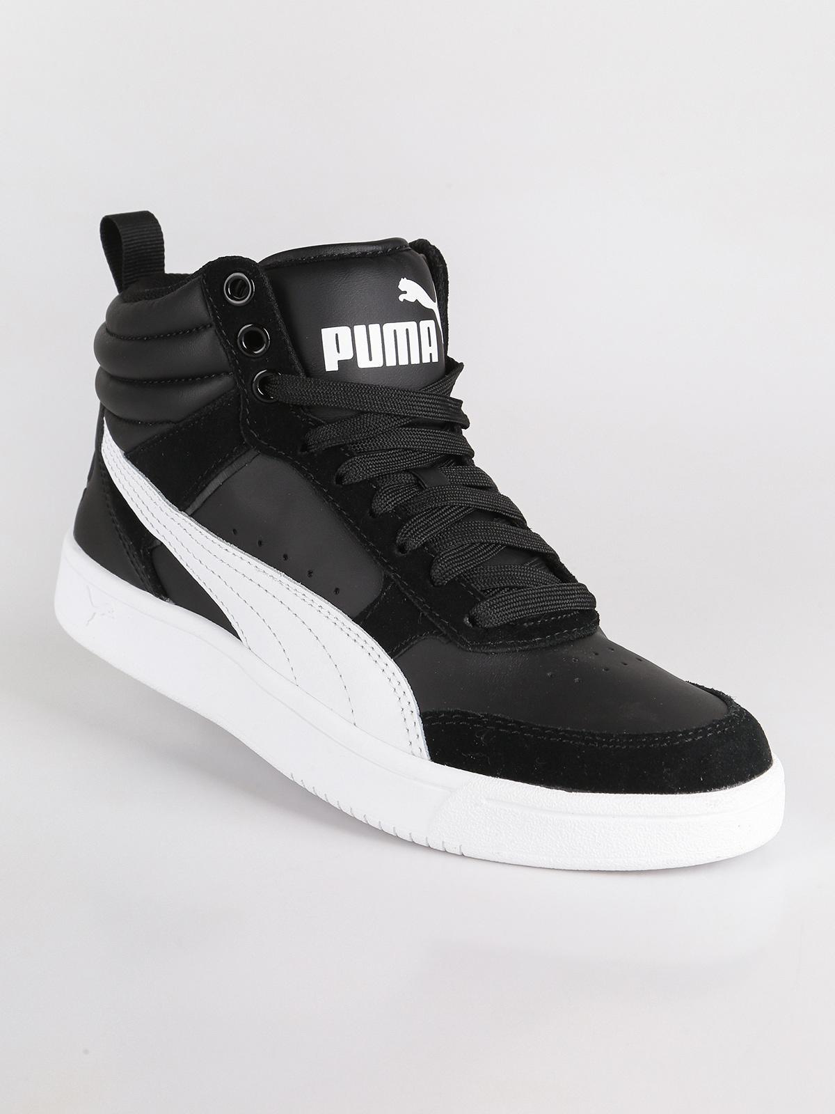 63fa258cb9 Rebound Street V2 - Sneakers alte bicolore puma   MecShopping
