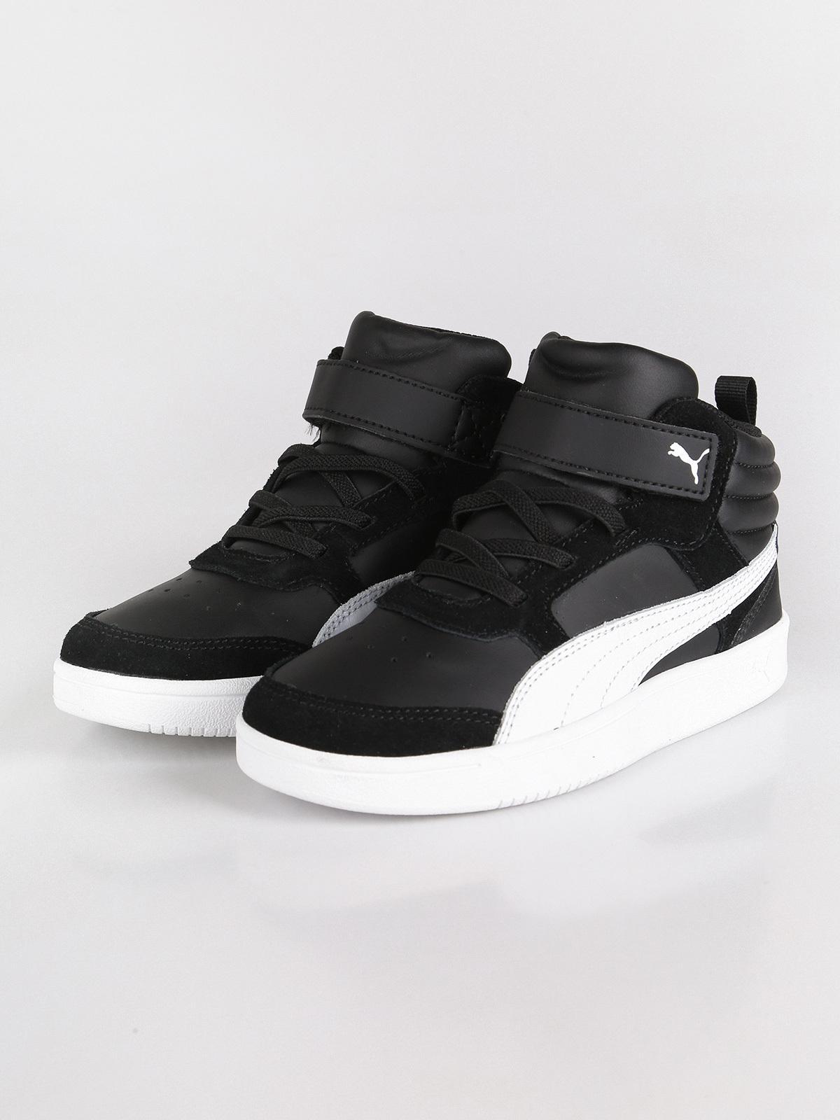 3942a07fb0 Rebound Street v2 V PS - Sneakers alte bambino puma   MecShopping
