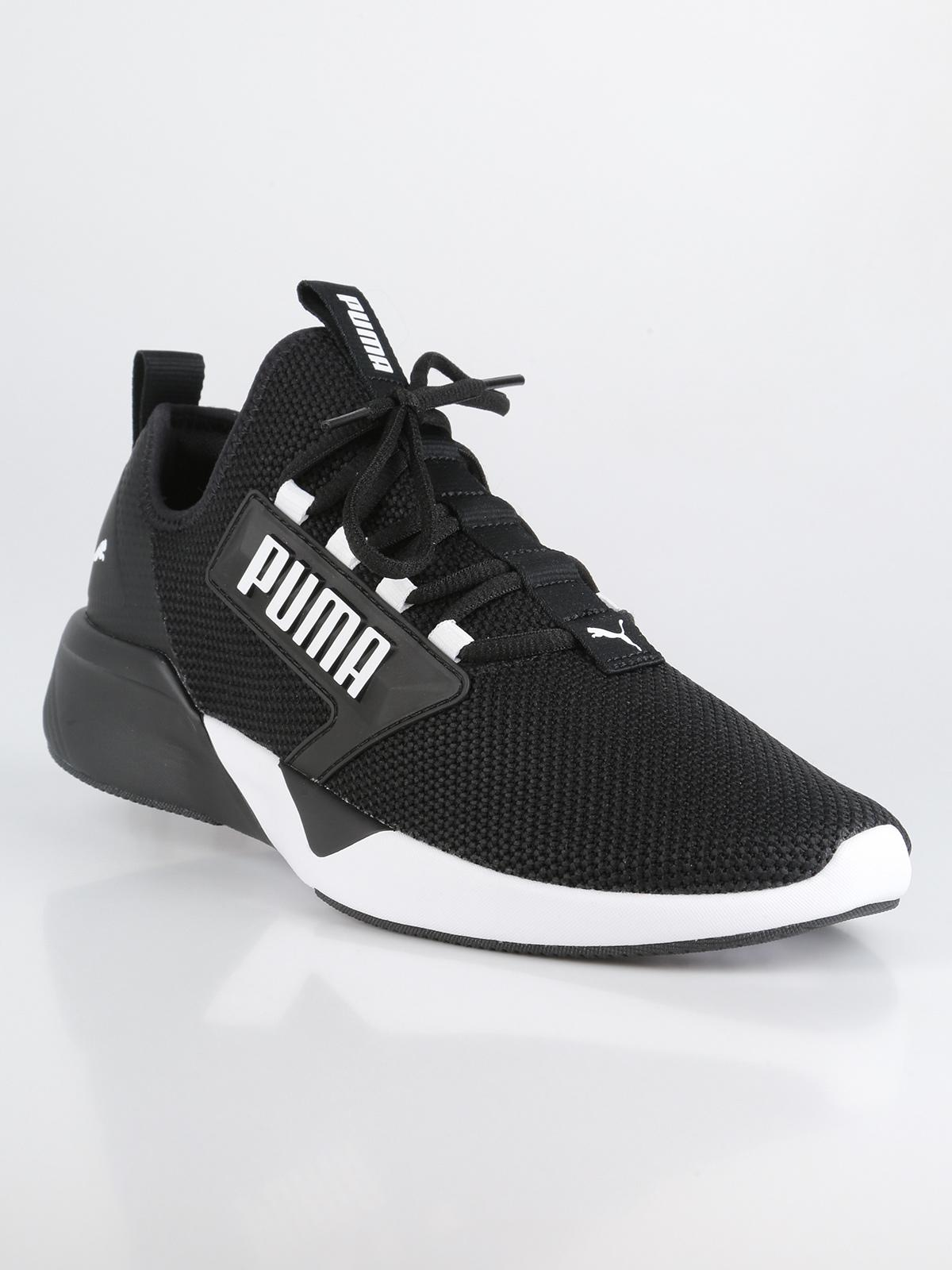 puma scarpe nere basse