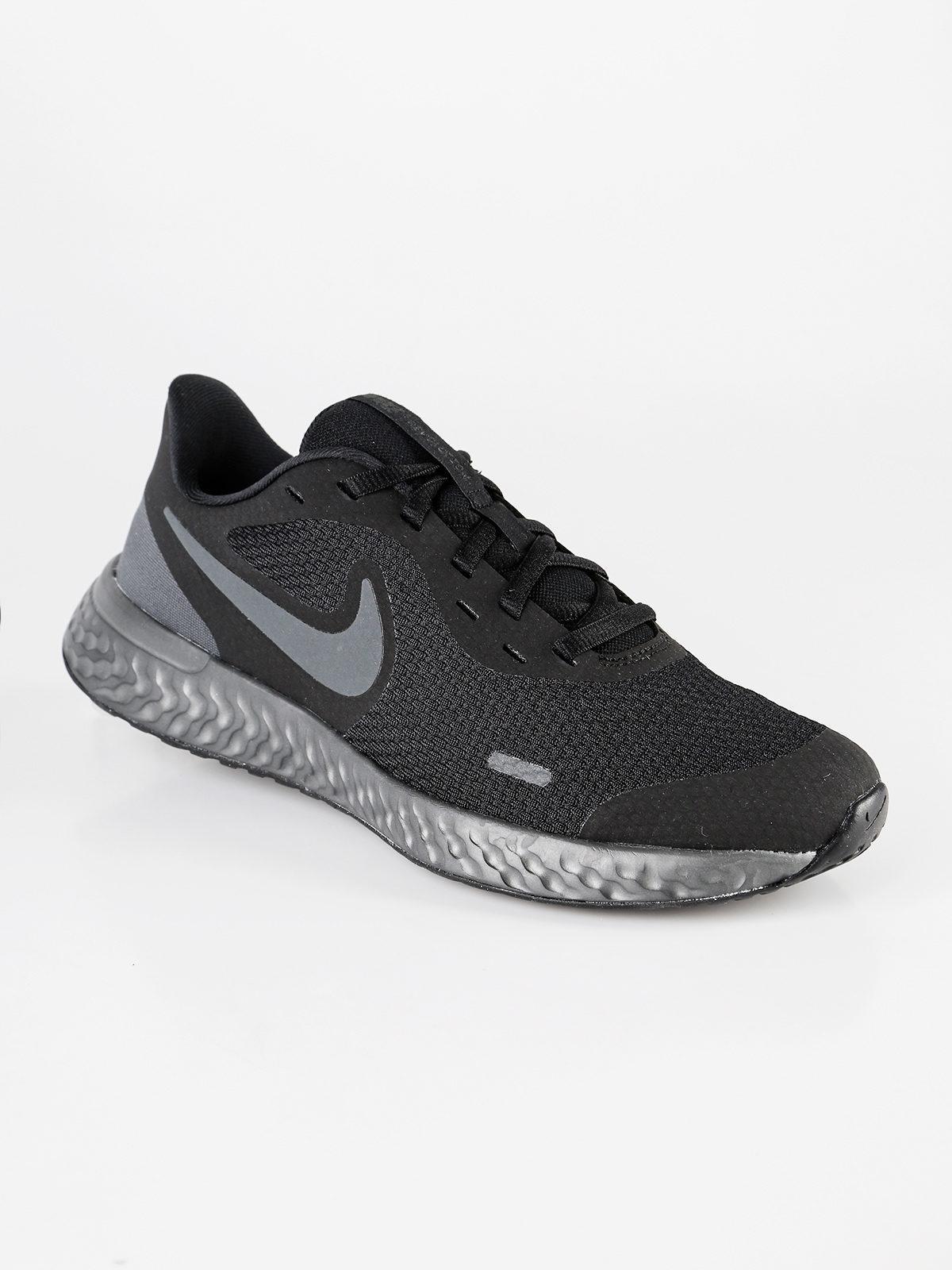 Nike Revolution 3 Ragazza Sconti,scarpe Running Nere E