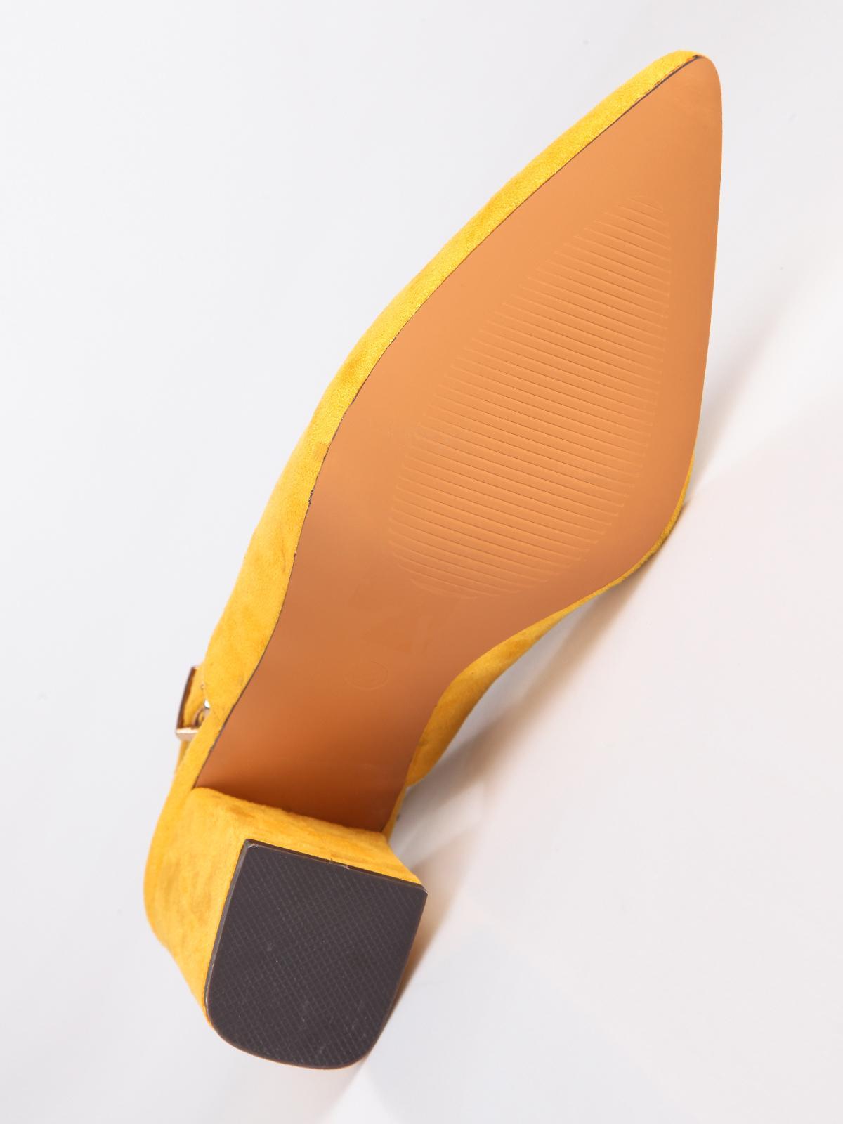 Sabot con tacco e cinturino sweet shoes | MecShopping