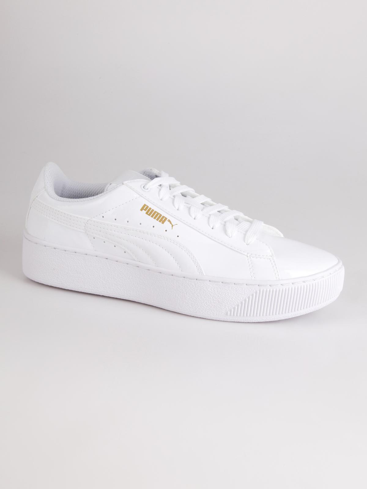puma scarpe donna platform pelle