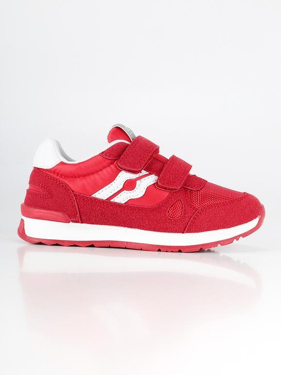 scarpe adidas bambino a strappo 26