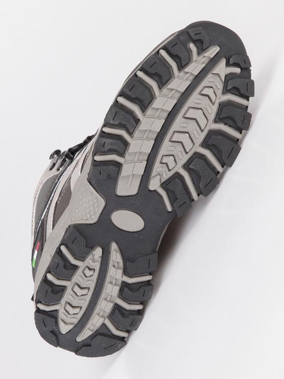 Scarpe da trekking estive taglia 39 mecshopping grigio zeppa