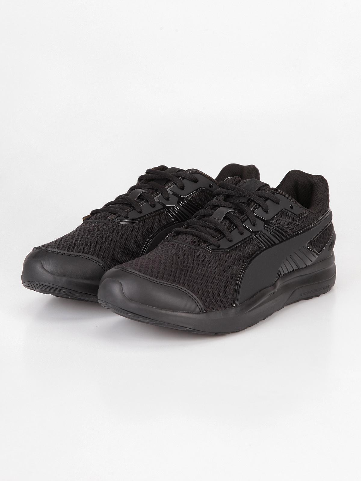 2puma nere scarpe