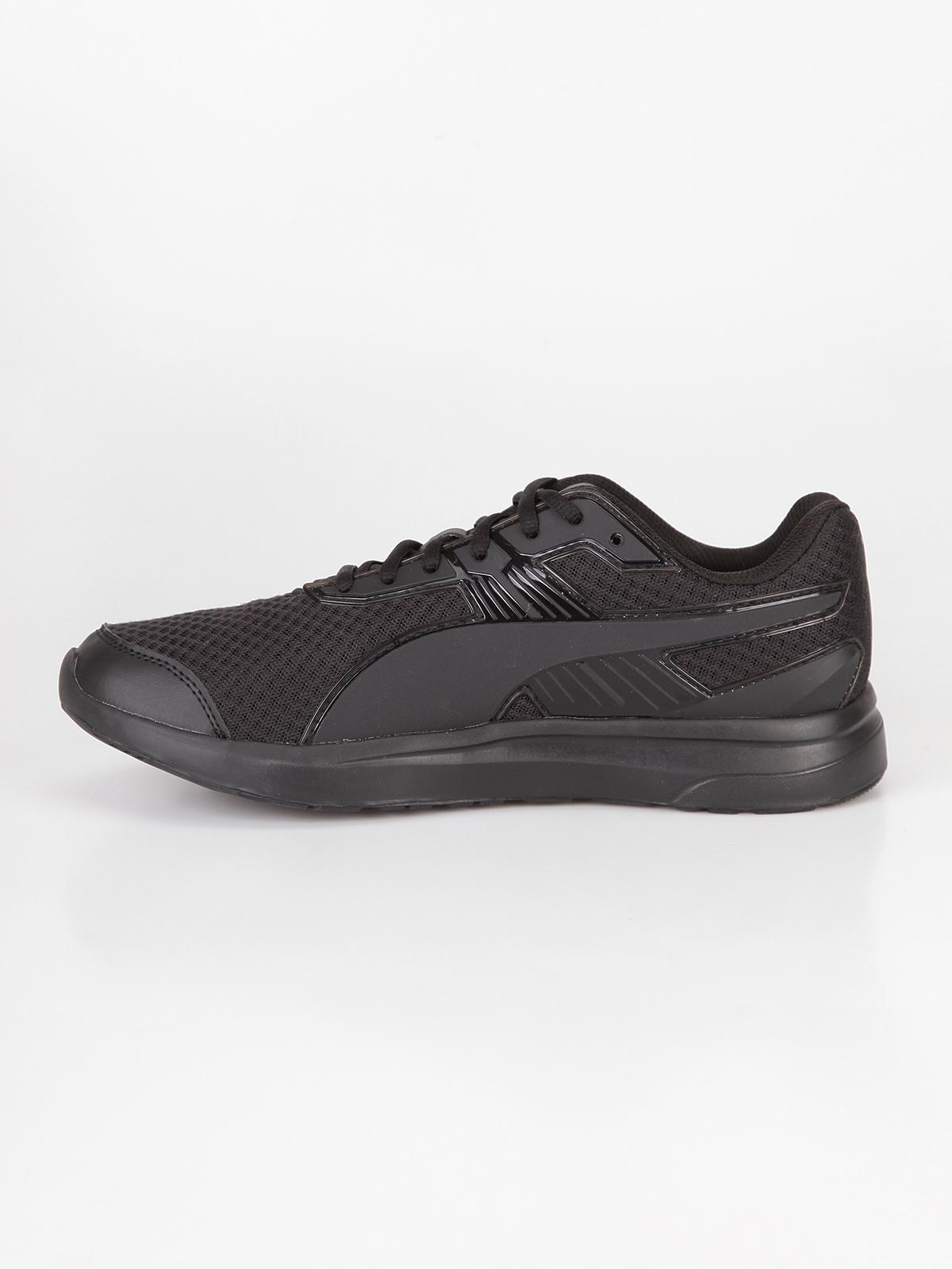 puma tutte nere scarpe donna