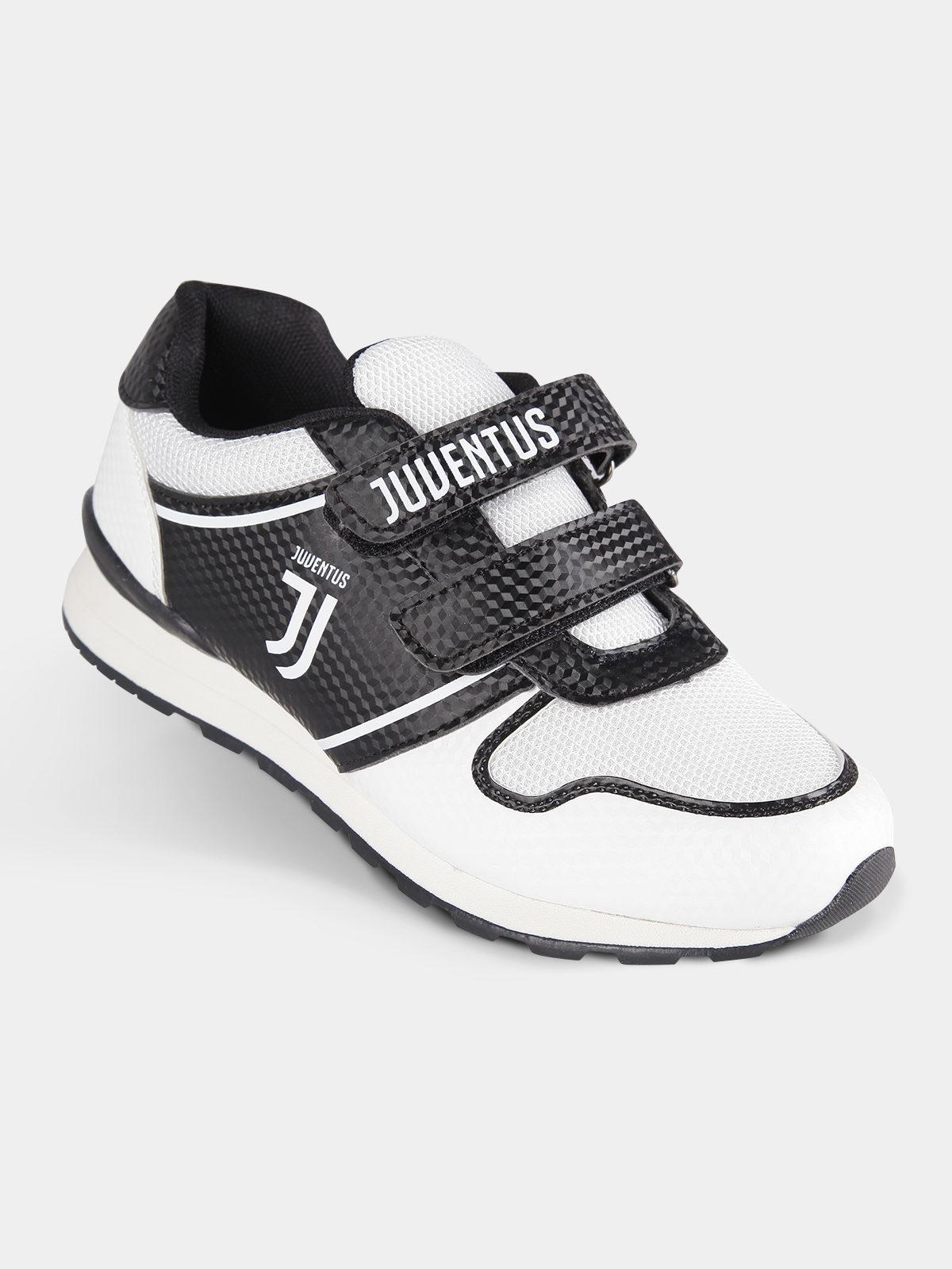 Scarpe sportive con strappi juventus   MecShopping