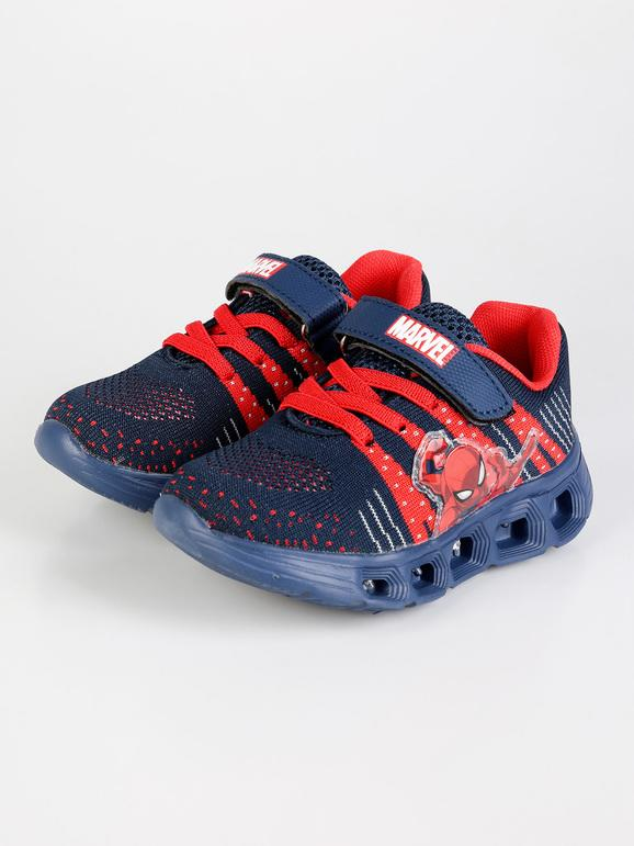 new products 4f39d 2d3c5 Scarpe sportive spider-man con luci marvel spider-man ...
