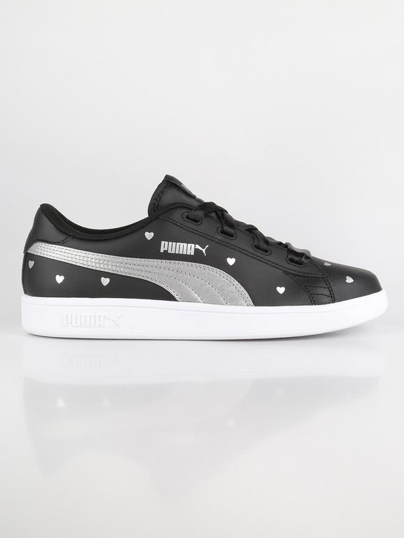 puma scarpe donna nera glitter