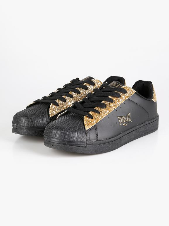 Sneakers basse con glitter everlast | MecShopping