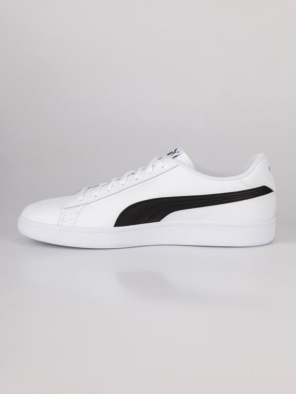 Sneakers basse Puma smash v2 L BiancoNero puma