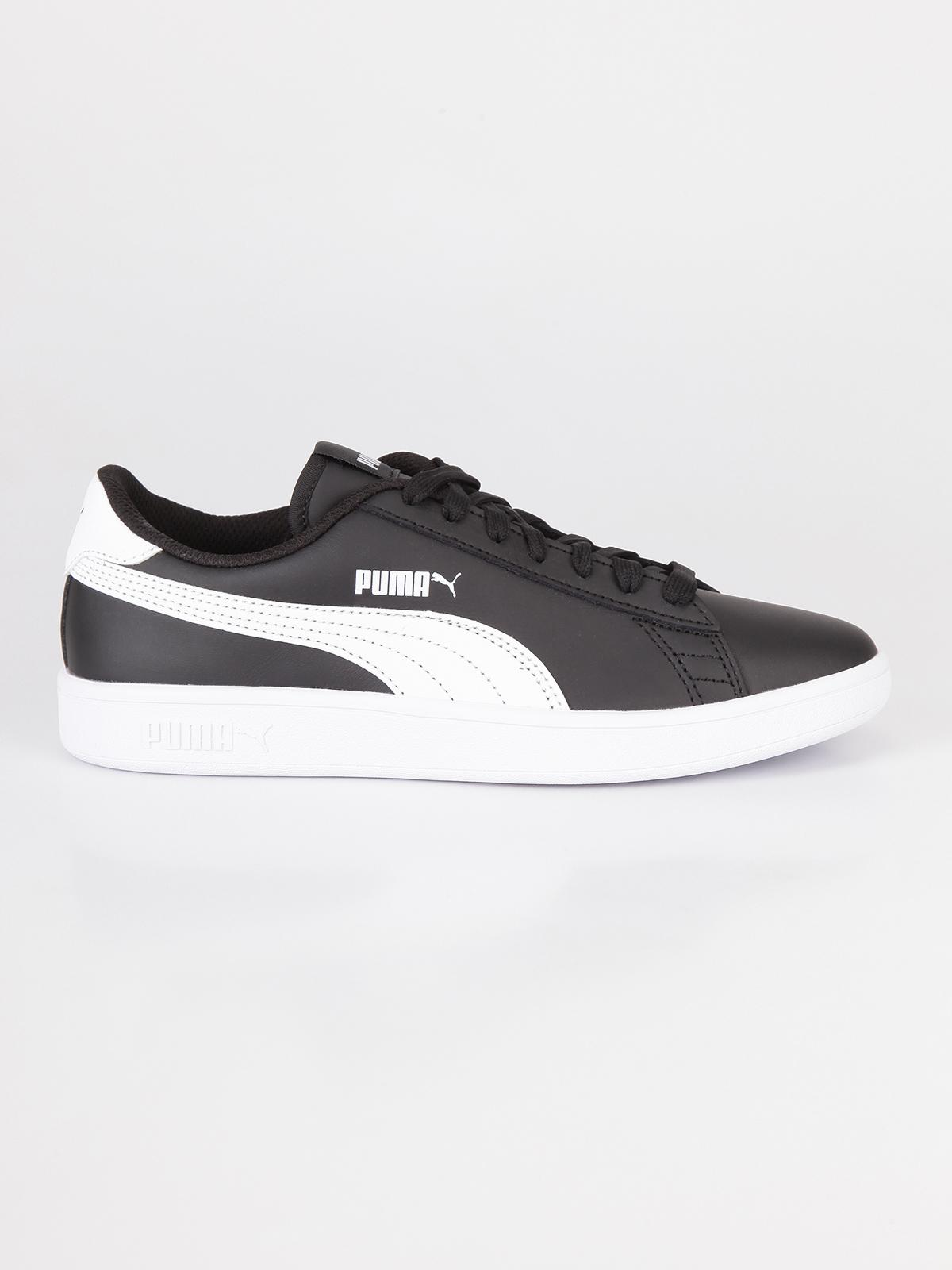 Sneakers basse Puma smash v2 L NeroBianco puma